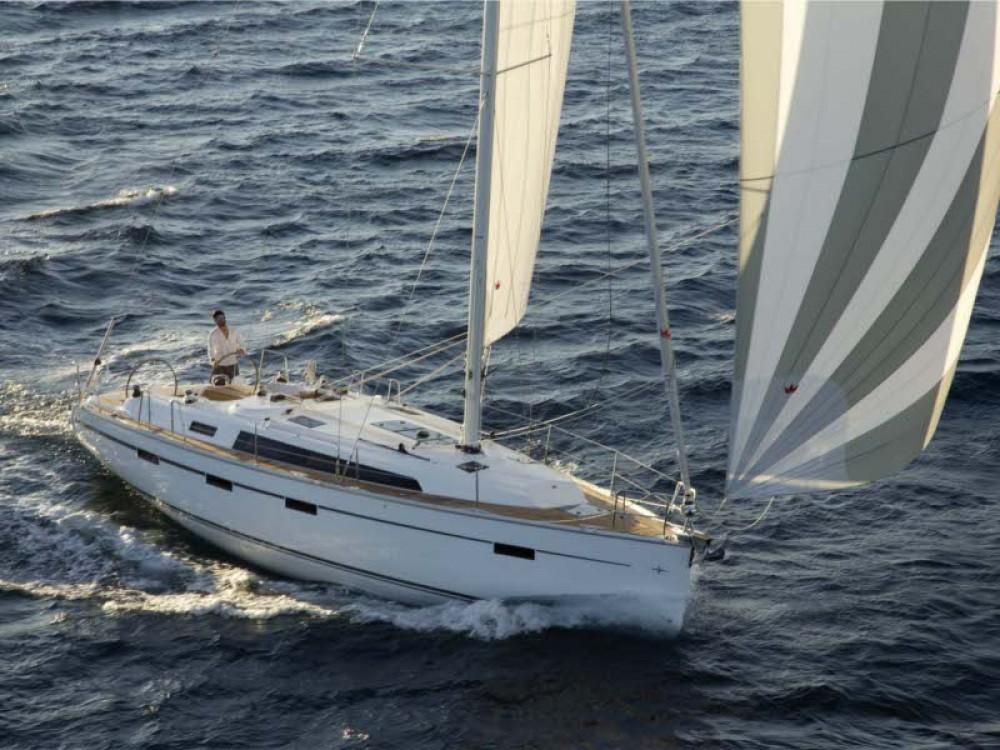 Location Voilier à De Fryske Marren - Bavaria Cruiser 41