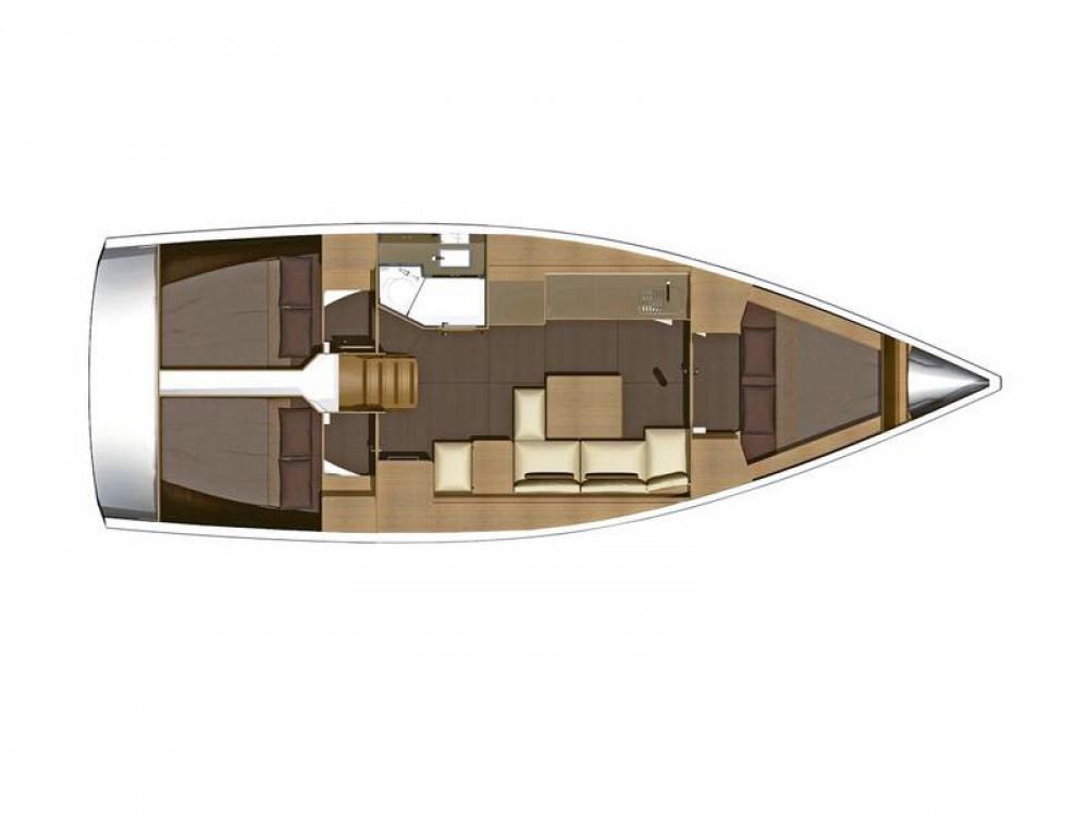 Location bateau De Fryske Marren pas cher Dufour 382 Grand Large