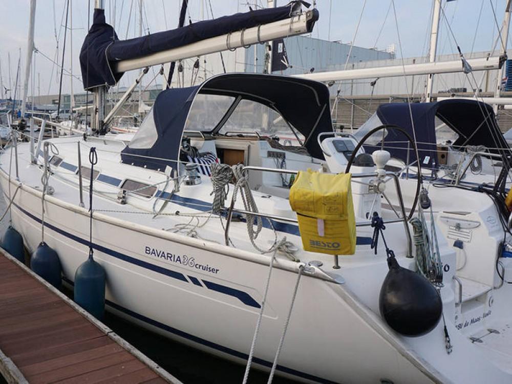 Bavaria Cruiser 36 entre particuliers et professionnel à De Fryske Marren