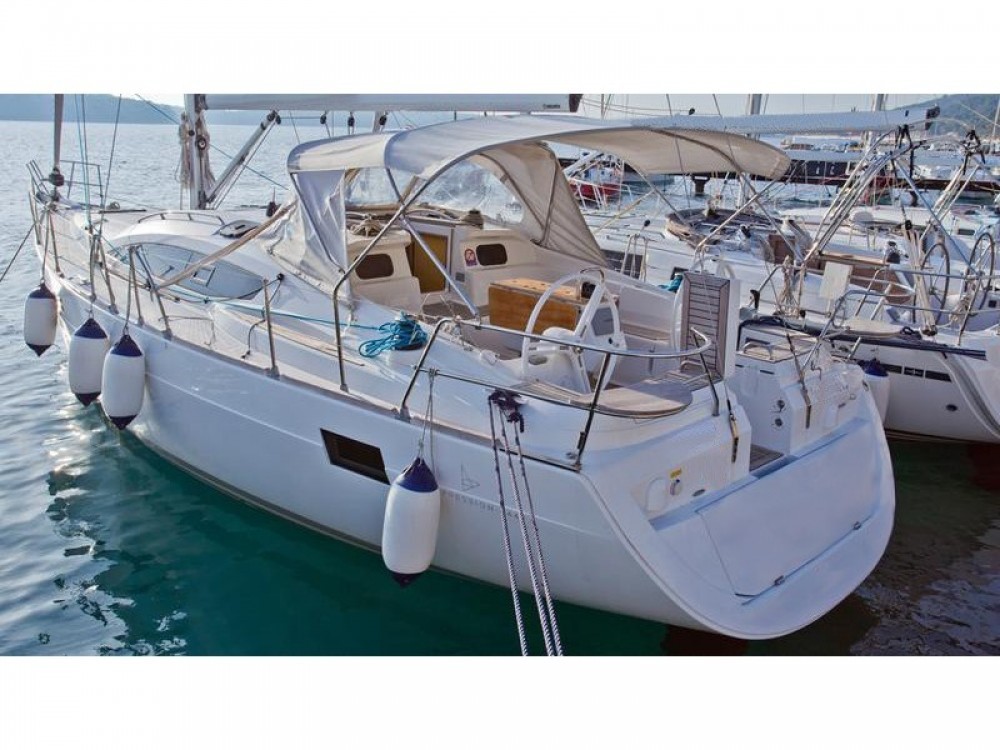 Boat rental Elan Elan 444 Impression in Lefkada on Samboat