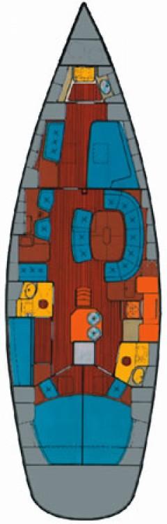 Rental yacht Las Palmas de Gran Canaria - Bavaria Bavaria 51 Cruiser on SamBoat