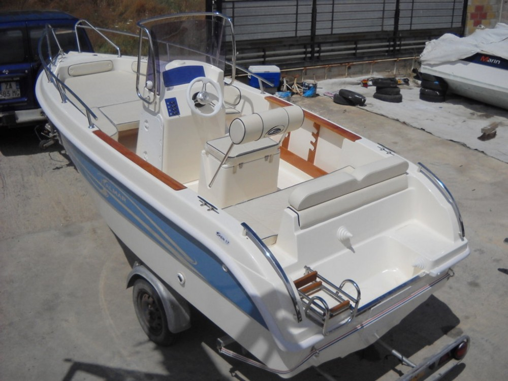 Location yacht à Milazzo - Italmar ITALMAR 17 - 40 HP sur SamBoat