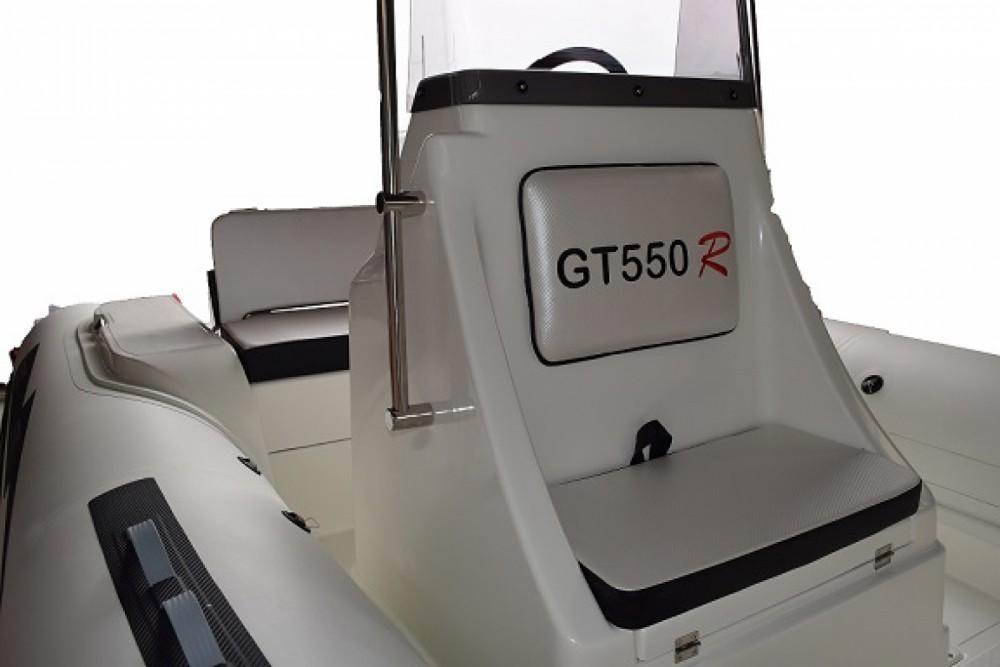 Location Semi-rigide à Milazzo - Gommone Seapower Gommone Seapower GT550R