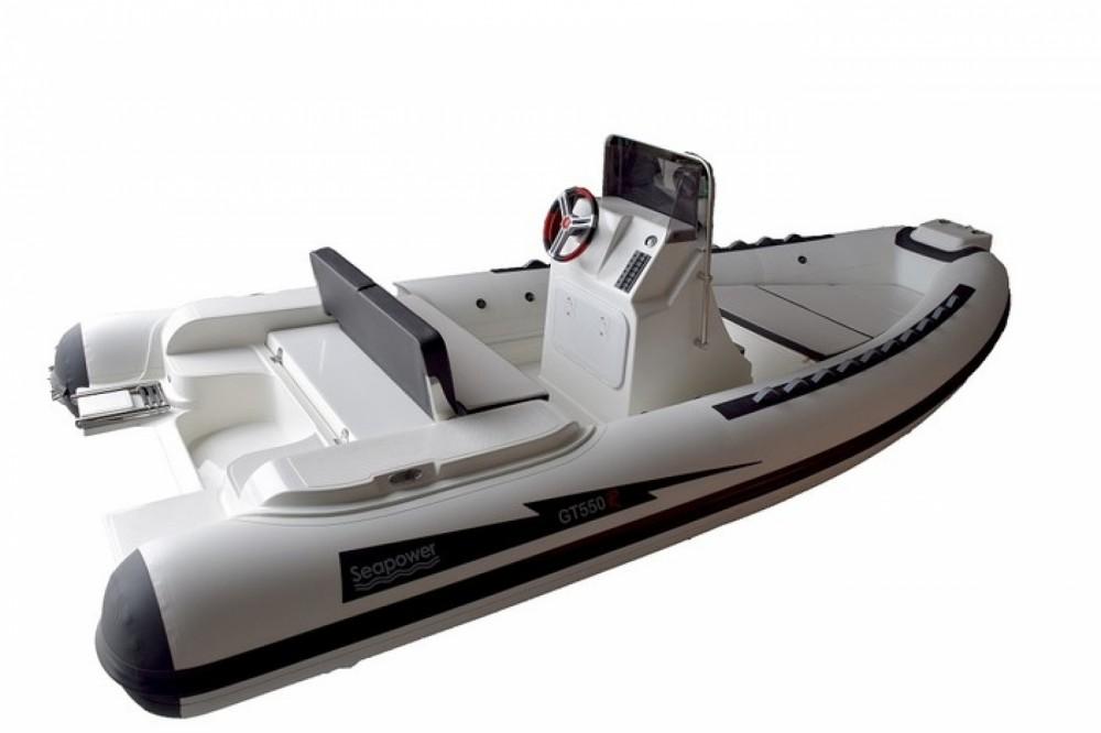 Gommone Seapower Gommone Seapower GT550R entre particuliers et professionnel à Milazzo