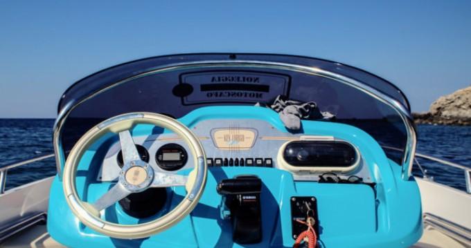 Louer Bateau à moteur avec ou sans skipper Sessa Marine à Milazzo