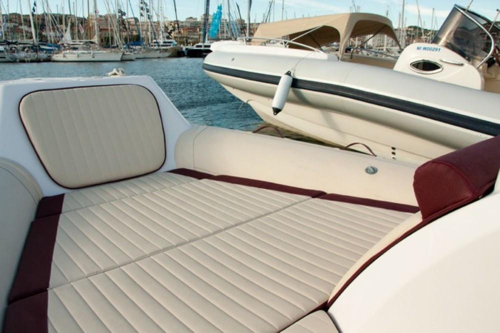 Location bateau Milazzo pas cher GOMMONE SEAPOWER GT750x