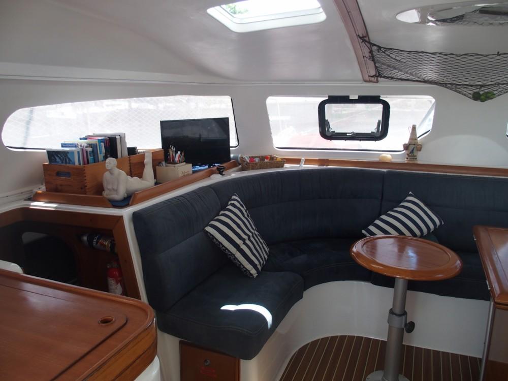 Location yacht à Samaná - Nautitech Nautitech 40.2 sur SamBoat