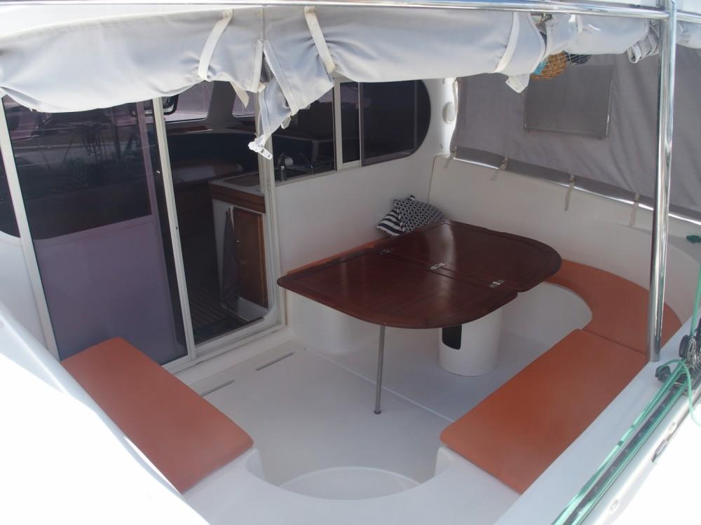 Location bateau Samaná pas cher Nautitech 40.2