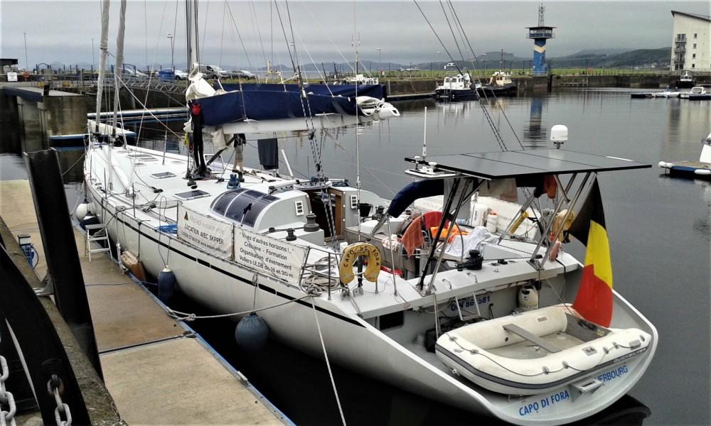 Louer Voilier avec ou sans skipper Leguen Hemidy à Cherbourg-en-Cotentin