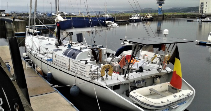 Location Voilier à Cherbourg-Octeville - Leguen Hemidy levrier des mers 20,20 mtr
