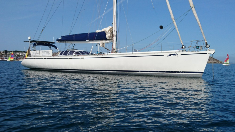 Hire Sailboat with or without skipper Leguen Hemidy Cherbourg-en-Cotentin