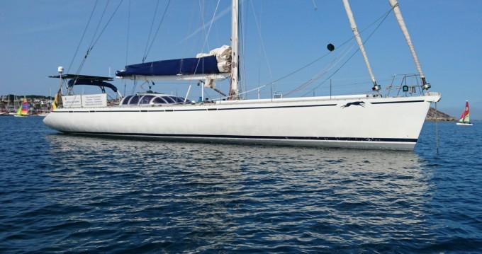 Location yacht à Cherbourg-Octeville - Leguen Hemidy levrier des mers 20,20 mtr sur SamBoat