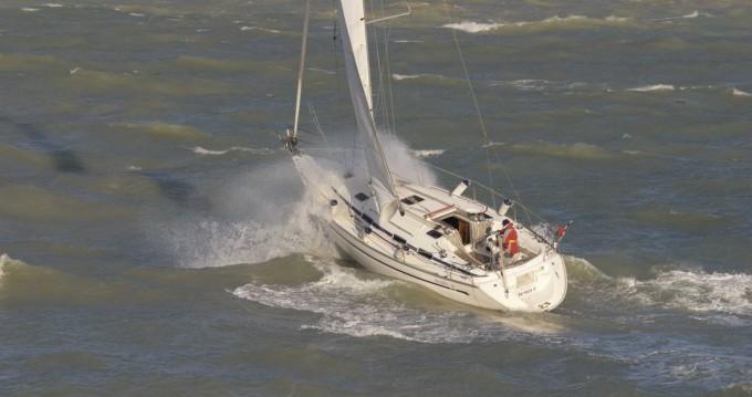 Location bateau Dieppe pas cher Bavaria 38