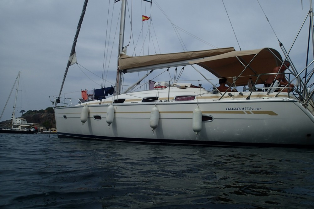 Rental yacht Canet-en-Roussillon - Bavaria 39 Cruiser on SamBoat