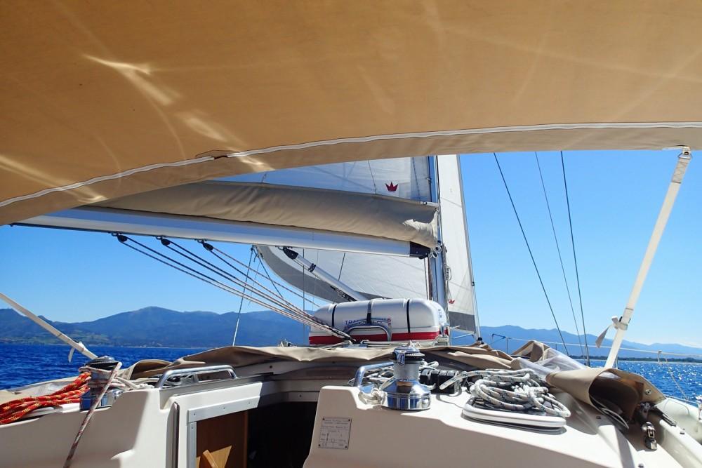 Rental Sailboat in Canet-en-Roussillon - Bavaria 39 Cruiser