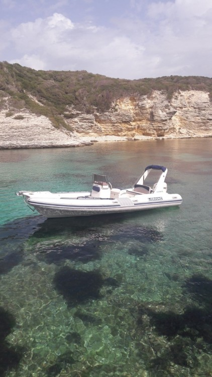 Verhuur Rubberboot in Bonifacio - Lomac Lomac 675 IN