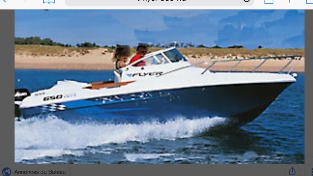 Verhuur Motorboot in Ajaccio - Bénéteau Flyer 6
