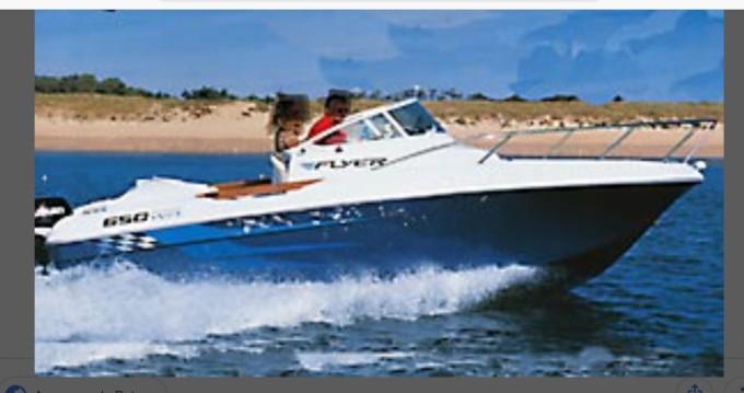 Location bateau Ajaccio pas cher Flyer 6