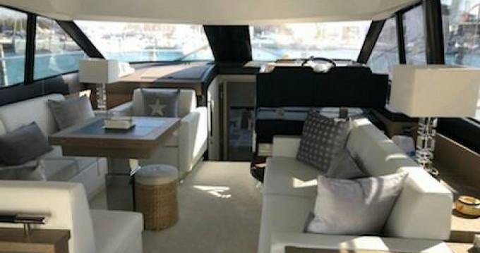 Jeanneau Prestige 500 Fly entre particuliers et professionnel à Palavas-les-Flots
