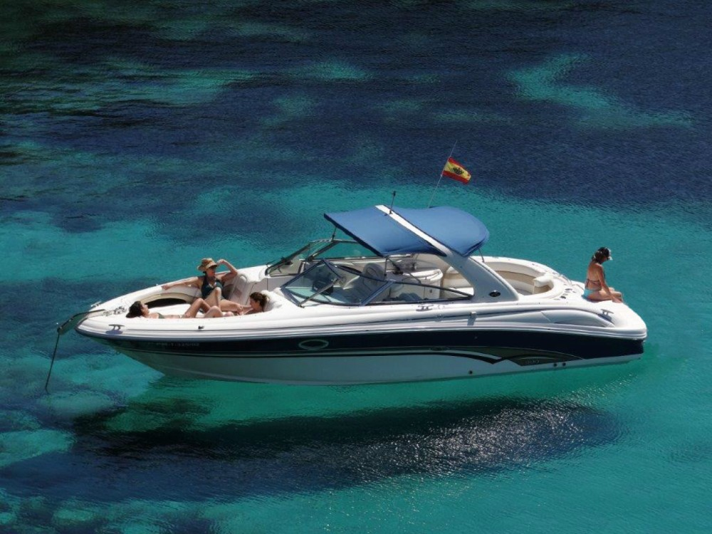 Alquiler de barcos Marbella barato de Sea Ray 295 SLX