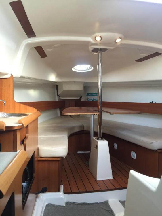 Bootsverleih La Trinité-sur-Mer günstig Sun 2500