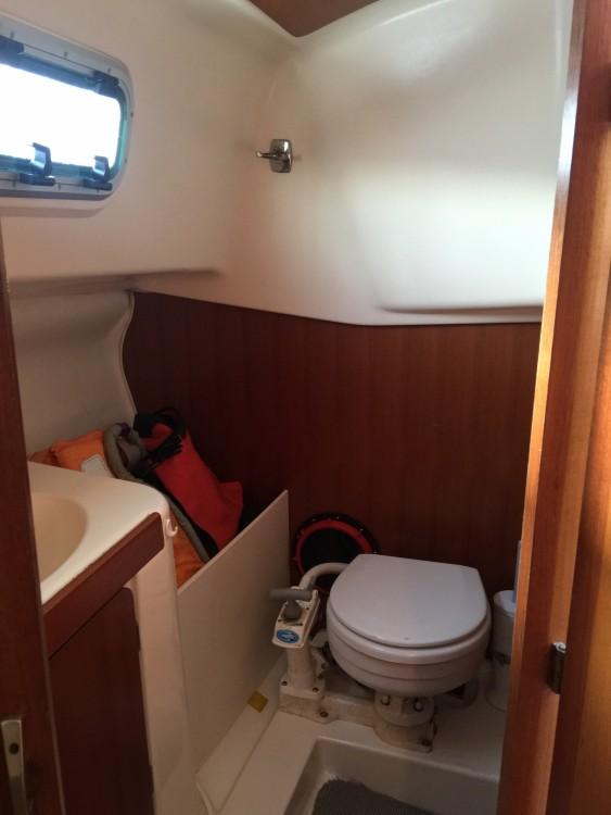 Alquiler de yate La Trinité-sur-Mer - Jeanneau Sun 2500 en SamBoat