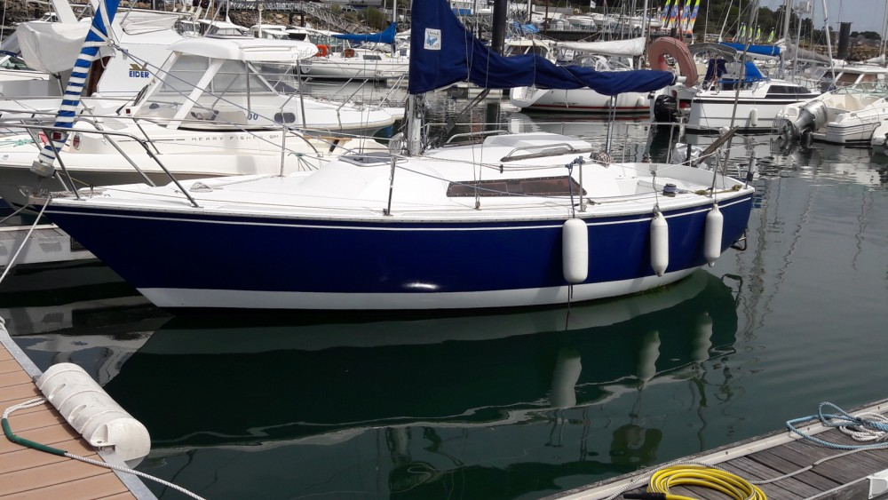 Boat rental Pornic cheap Gib Sea 24