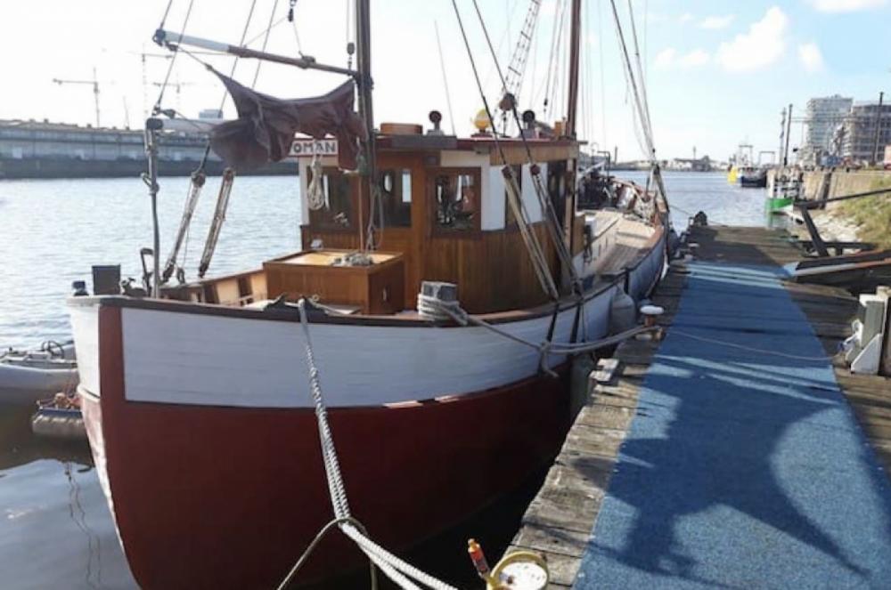 Location bateau Chantier Norvégien Stavanger Baltic trader à Laeken sur Samboat
