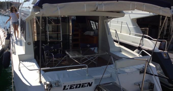 Rental Motor boat in Port-de-Bouc - Rafaelli Storm 47