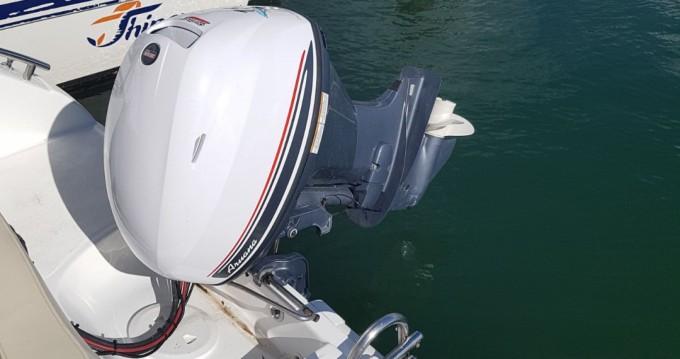 Location Bateau à moteur à Altea - Marinello Fisherman 16