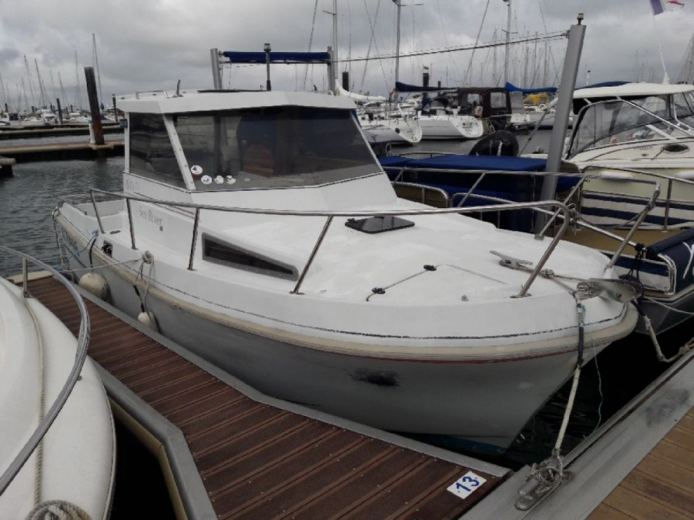 Hire Motor boat with or without skipper Sea-Rover Arcachon