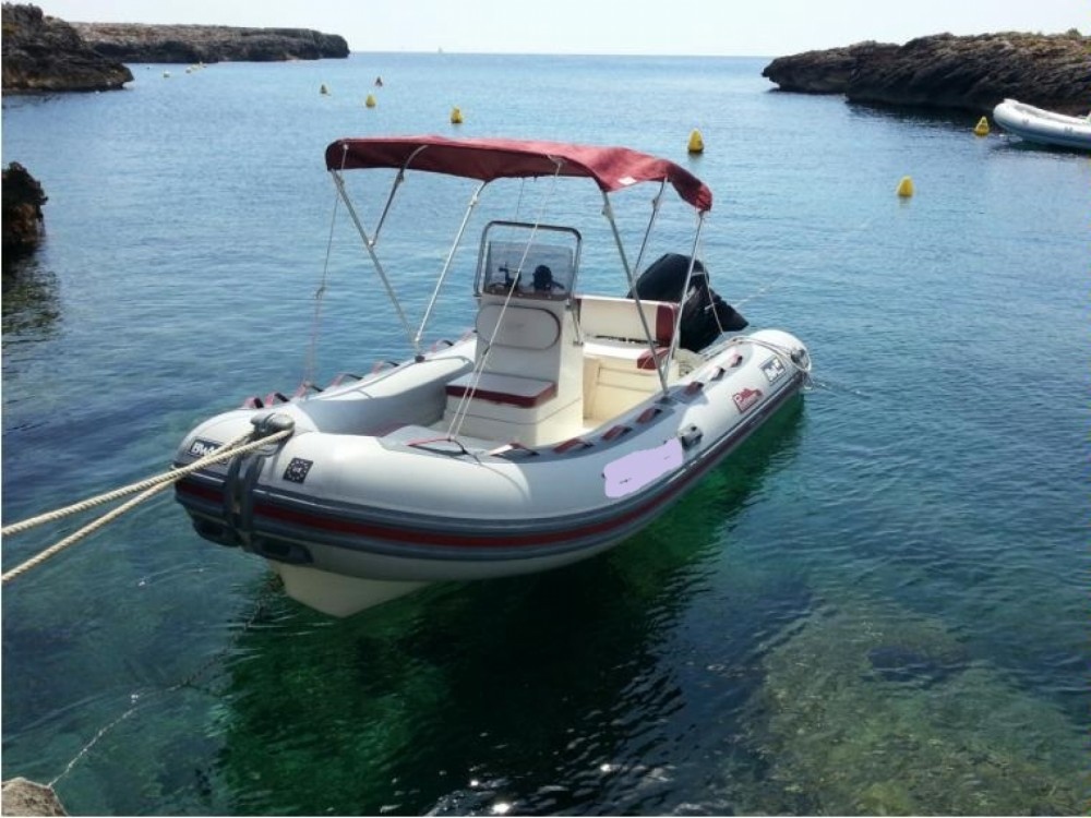 Hire RIB with or without skipper Valiant Torroella de Montgrí