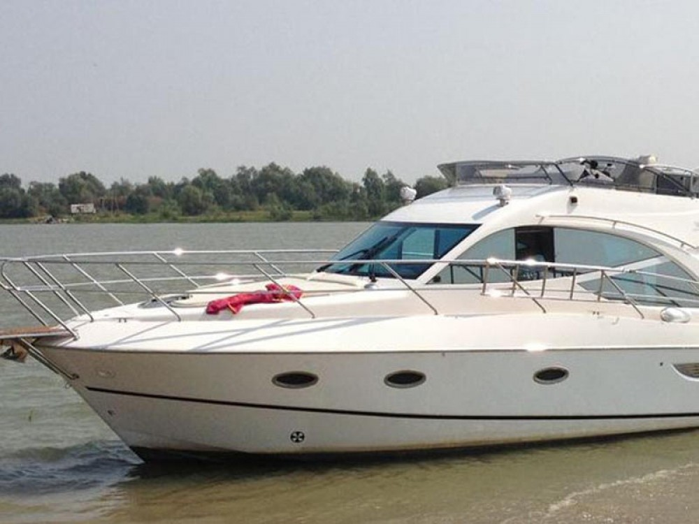 Rental Motor boat Galeon with a permit