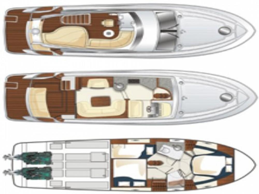 Rental yacht Marina Pirovac - Galeon Galeon 390 Fly on SamBoat