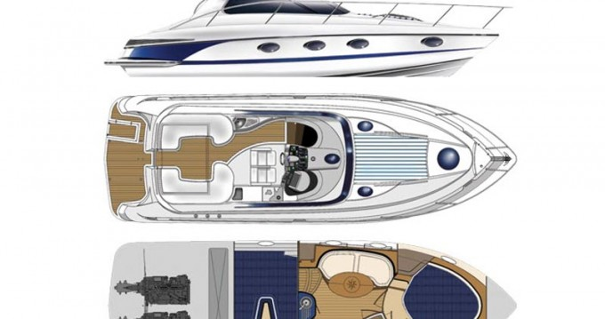 Location bateau Marina Pirovac pas cher Elan Power 35