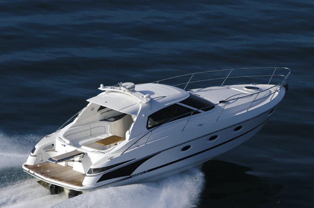 Boat rental Elan Elan Power 35 in Marina Pirovac on Samboat
