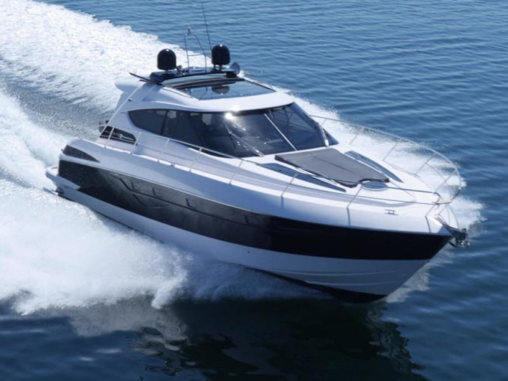 Boat rental Marina Pirovac cheap Elan Power 48