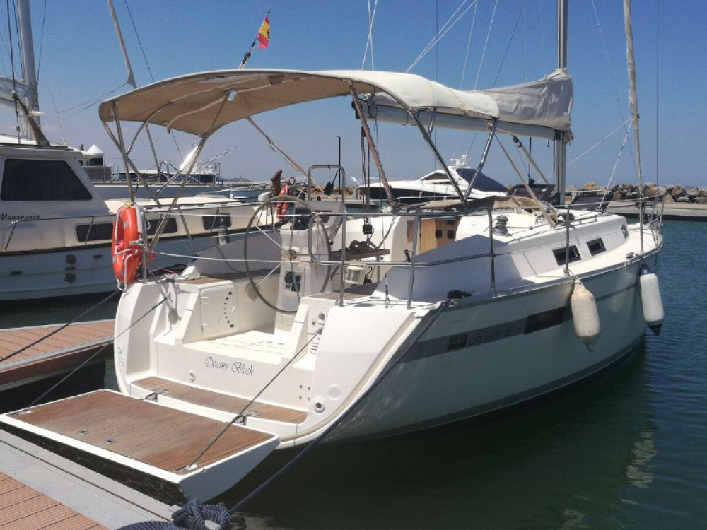 Location Voilier à Puerto Deportivo Tomás Maestre - Bavaria Cruiser 32
