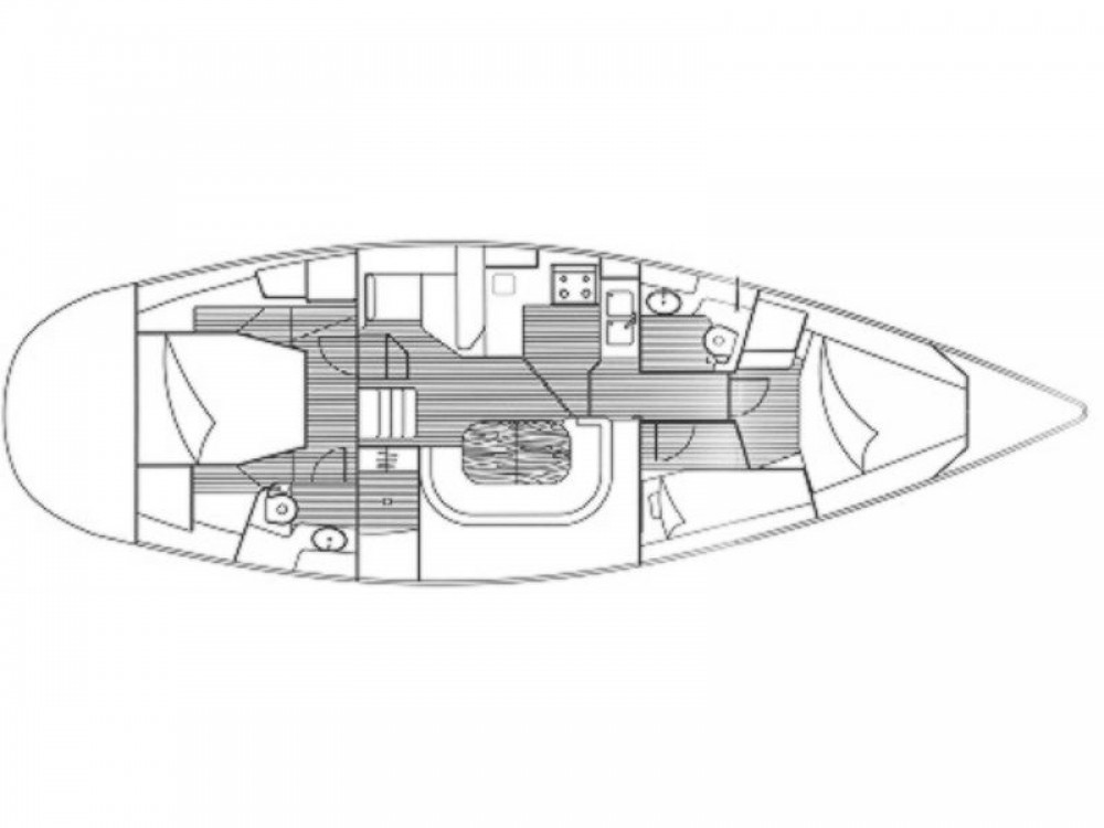 Location bateau Norvège pas cher Wauquiez Pilot Salon 43