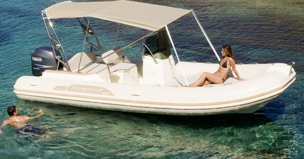 Boat rental Marseille cheap Tempest 626