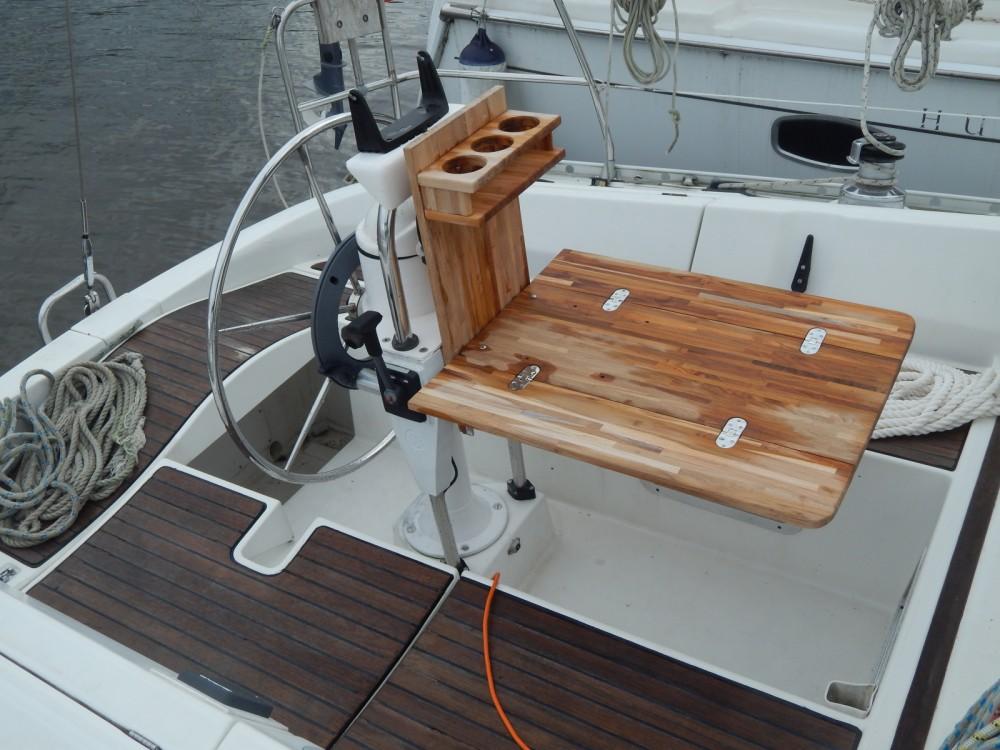 Alquiler de yate Locmiquélic - Bénéteau Oceanis 350 en SamBoat