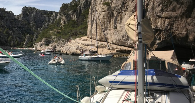 Location yacht à Hyères - Dufour Dufour 375 Grand Large sur SamBoat