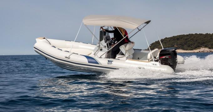 Location yacht à Vrsar-Orsera - Tiger SPORTLINE 550 sur SamBoat