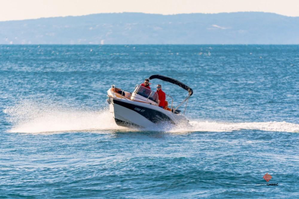 Noleggio barche Spalato economico Barracuda 545 Open