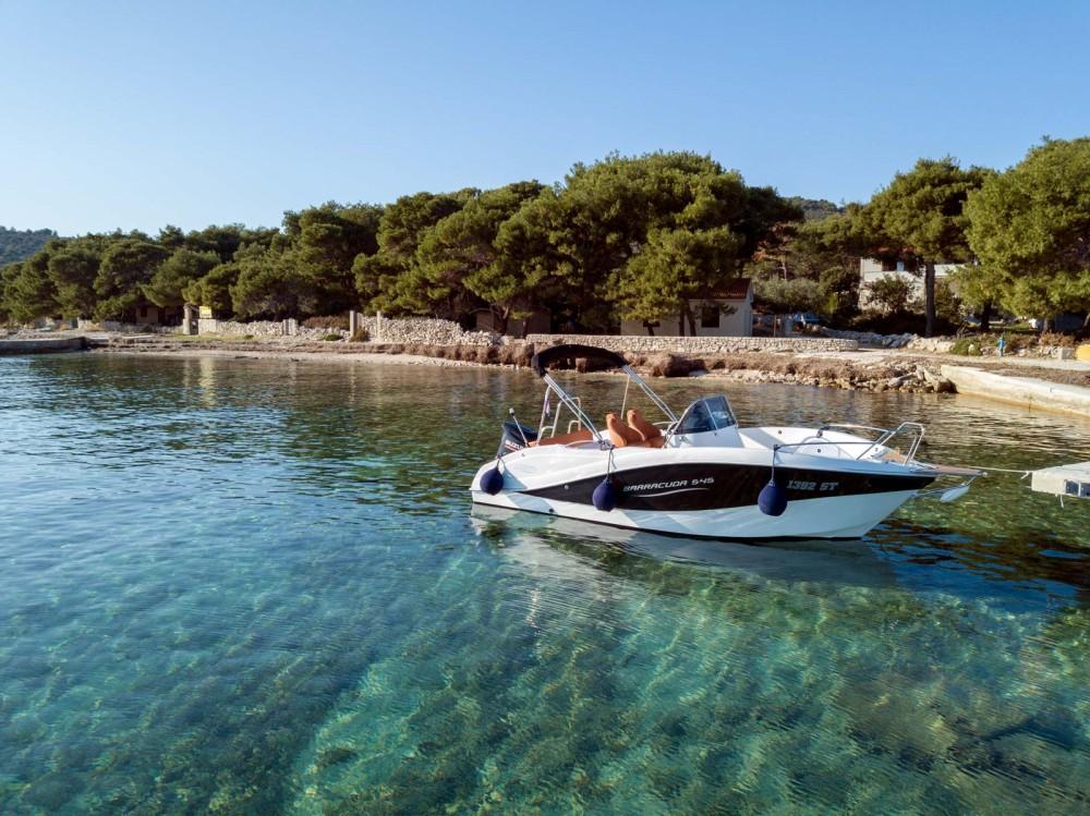 Huur Motorboot met of zonder schipper Okiboats in Split