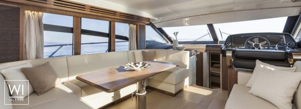 Location yacht à Hyères - Absolute Yachts Absolute 52 Fly sur SamBoat