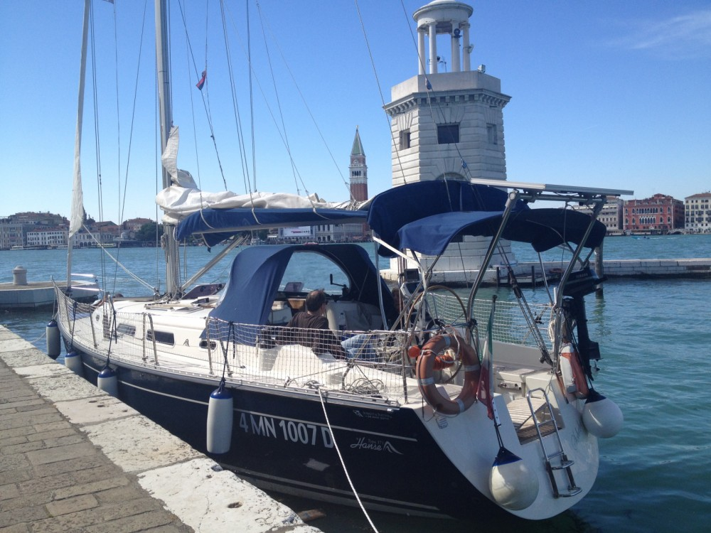 Sailboat for rent Cavallino-Treporti at the best price