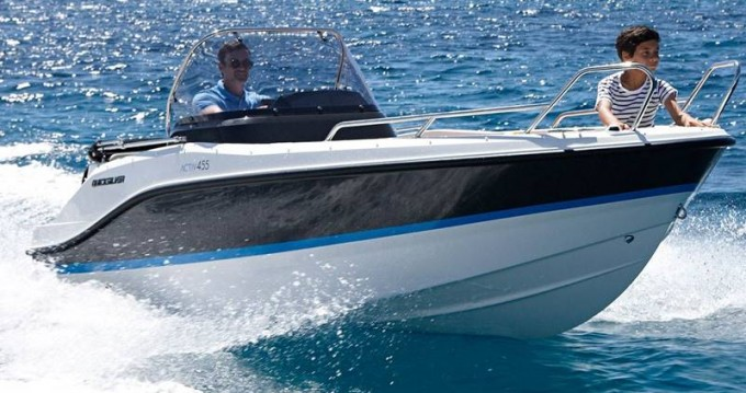 Boat rental Palma cheap B455 'Theia' (without licence)