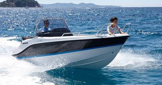 Louez un Quicksilver B455 'Theia' (without licence) à Palma