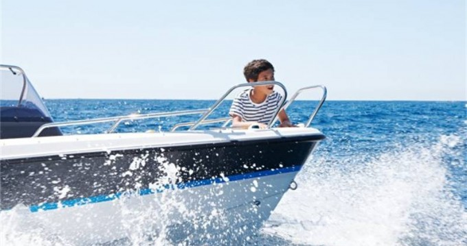 Quicksilver B455 'Theia' (without licence) entre particulares y profesional Palma